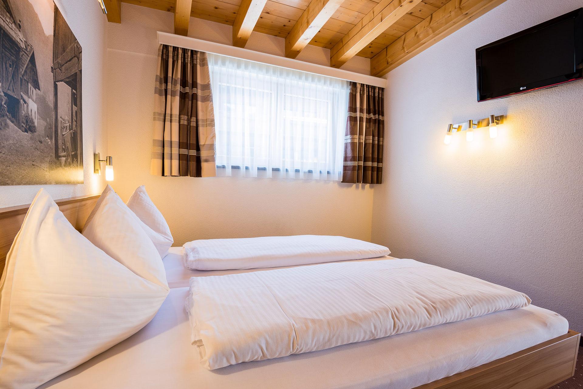 Apartment 3 Doppelbettzimmer
