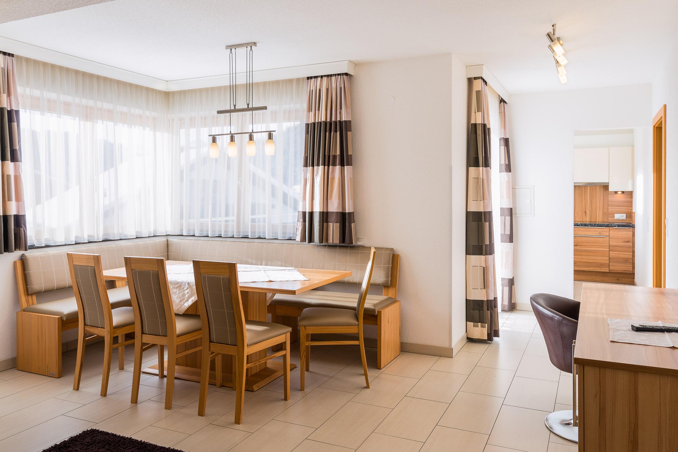 Apartment 2 Wohnzimmer