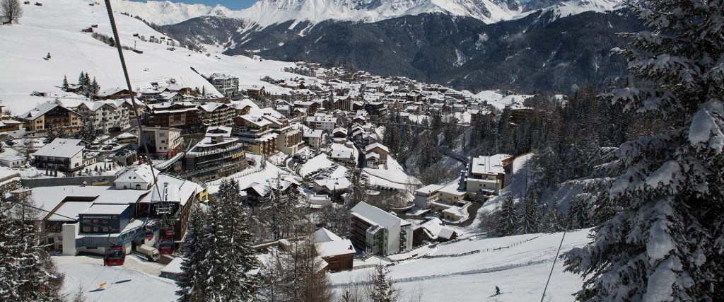 Serfaus-winter